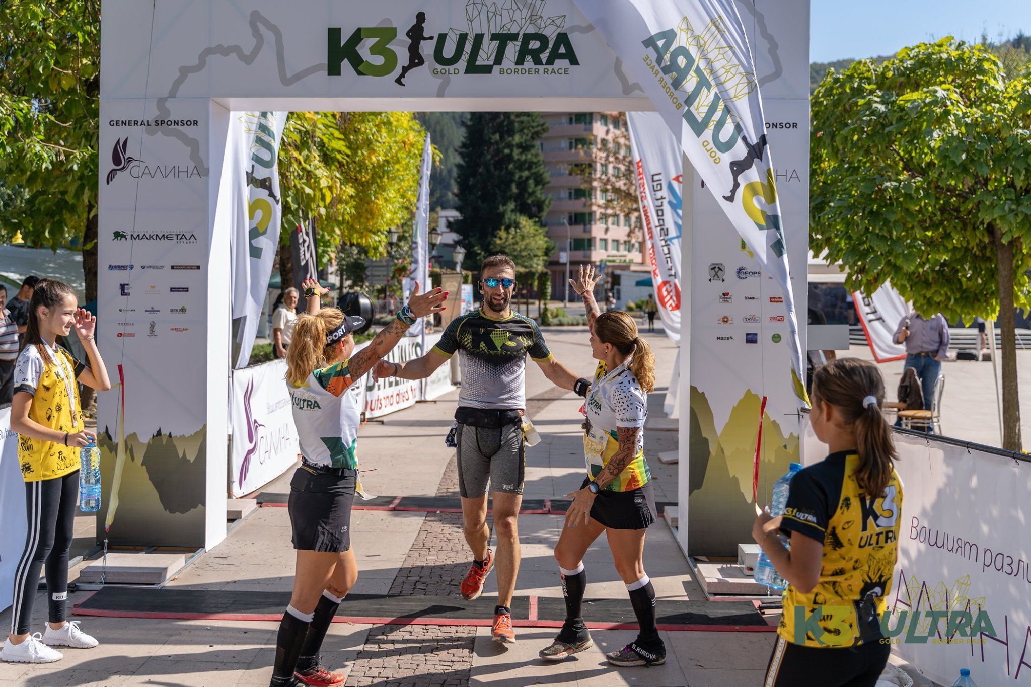 The most memorable moments and most wonderful views from the first edition of our adventure - K3 ULTRA GBR