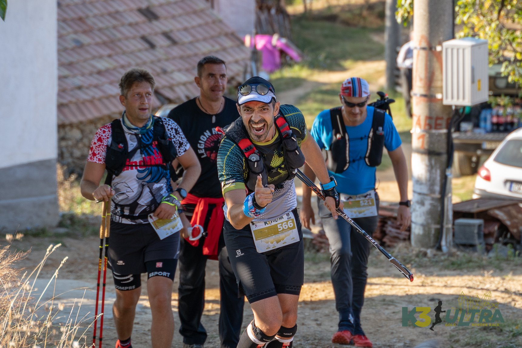 Most memorable moments and most wonderful views from the first edition of K3 ULTRA GBR